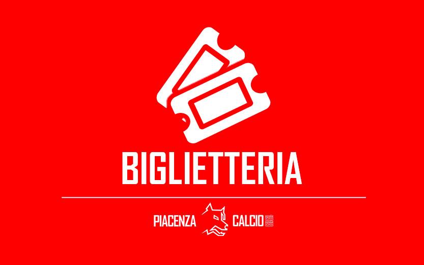 Informazioni biglietti per Piacenza – Giana Erminio