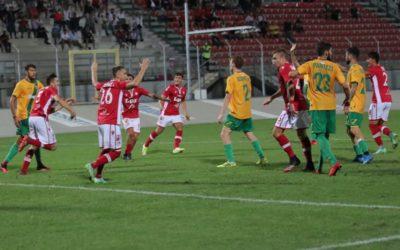 Il Piacenza supera il Mantova in Coppa Italia